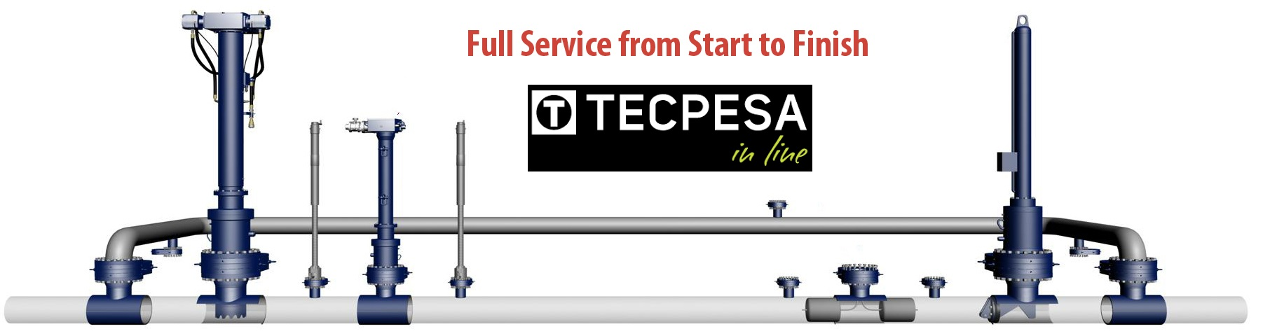 Leading distributor of industry leading HotTap Fitting and Line Stop Equipment and Services
