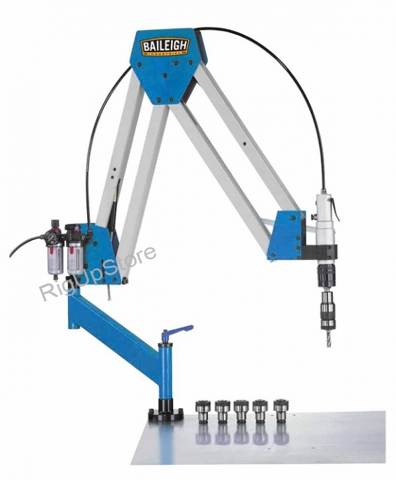 Pneumatic Tapping Arm