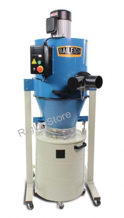 3HP Cyclone Dust Extractor DC-2100C