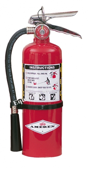AMEREX  B424 ABC Dry Chemical Fire Extinguisher