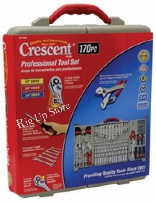 Crescent® 170 Piece Professional Tool Set