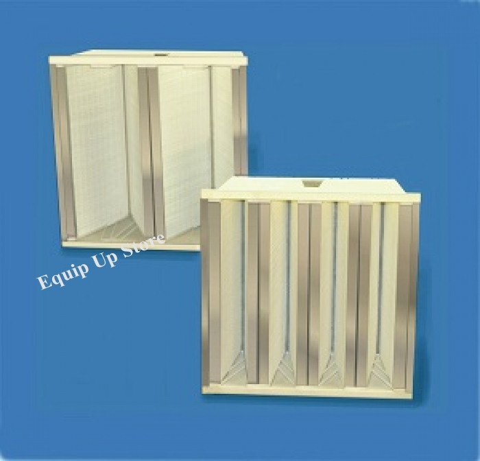 Energy Saving 12 Inch Depth HVAC Filter