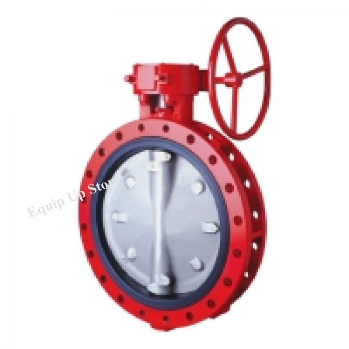 Ultraflo 410- 412 series large diameter valves: 410-412
