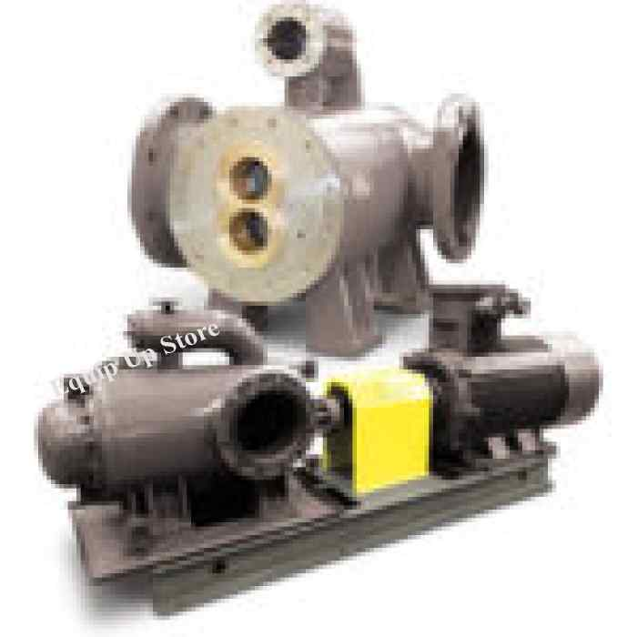 Blackmer S Series Screw Pumps – Twin with Non-Timing Gear (N