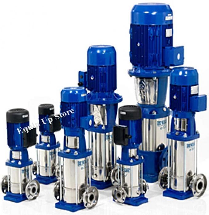 Goulds e-SV Vertical Multi-Stage Pumps-Goulds e-SV Vertical Multi