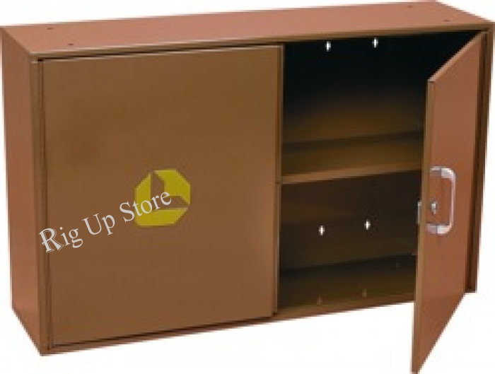 Locking Storage Cabinet With Doors