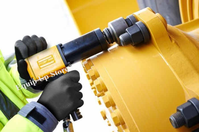 ATLAS COPCO Nutrunner Fastens and Loosens Bolts