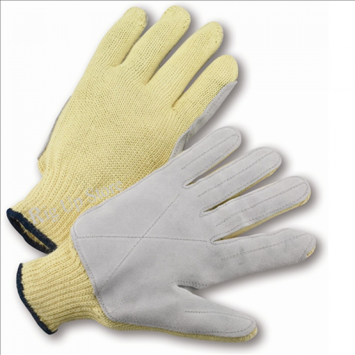 WESTCHESTER Aramid Shell Leather Palm Gloves