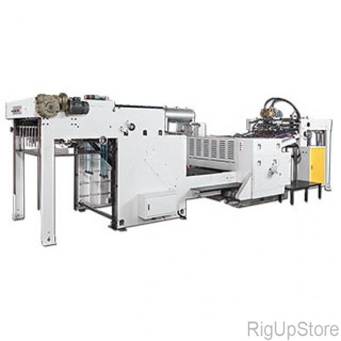 Embossing machine-Embossing, graining machine - Product on