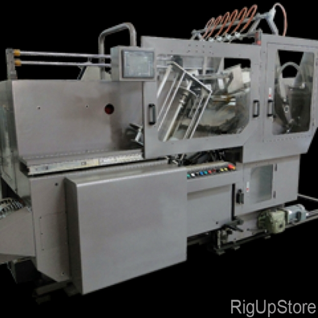 DG-780 die cut/foil stamp machine